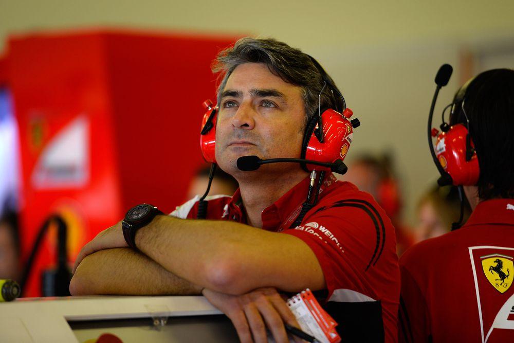 """Ferrari"" keičia vadovą - postą palieka  M. Mattiacci"