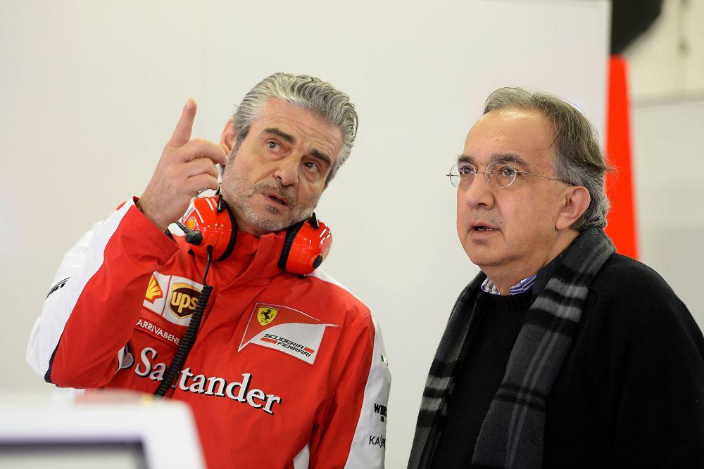 S. Vettelis: skiriama per daug dėmesio tam, ką pasako S. Marchionne