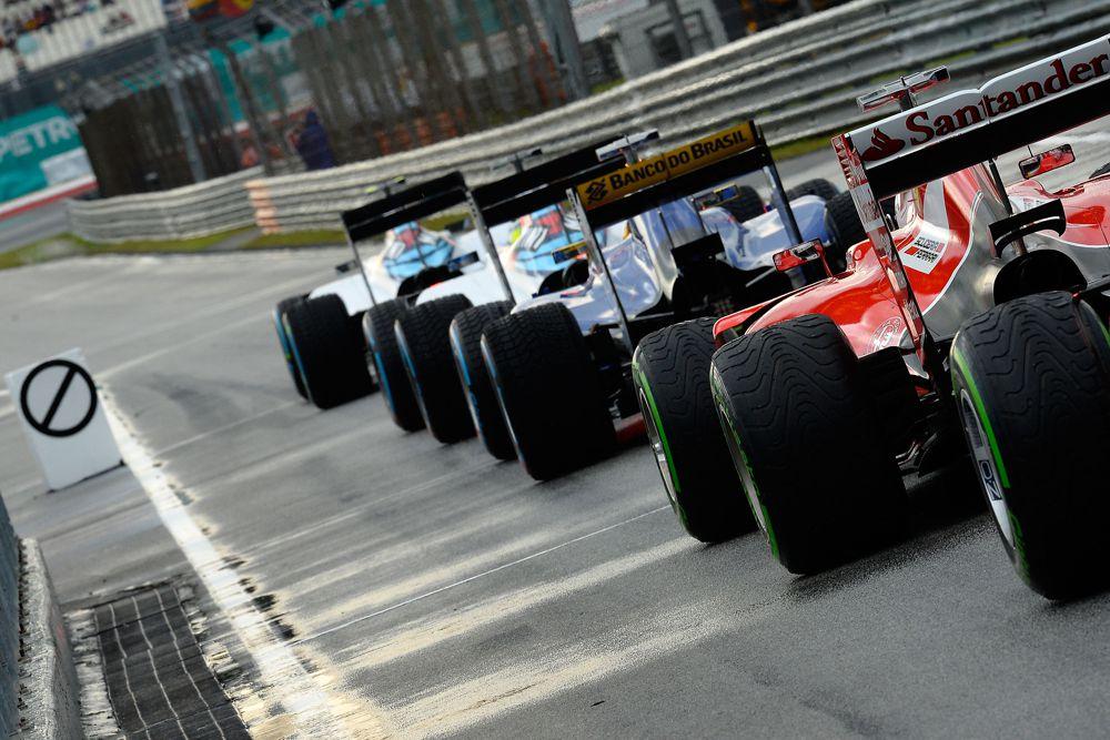 """""""Pirelli"""": F-1 turėtų pasimokyti iš NASCAR"""
