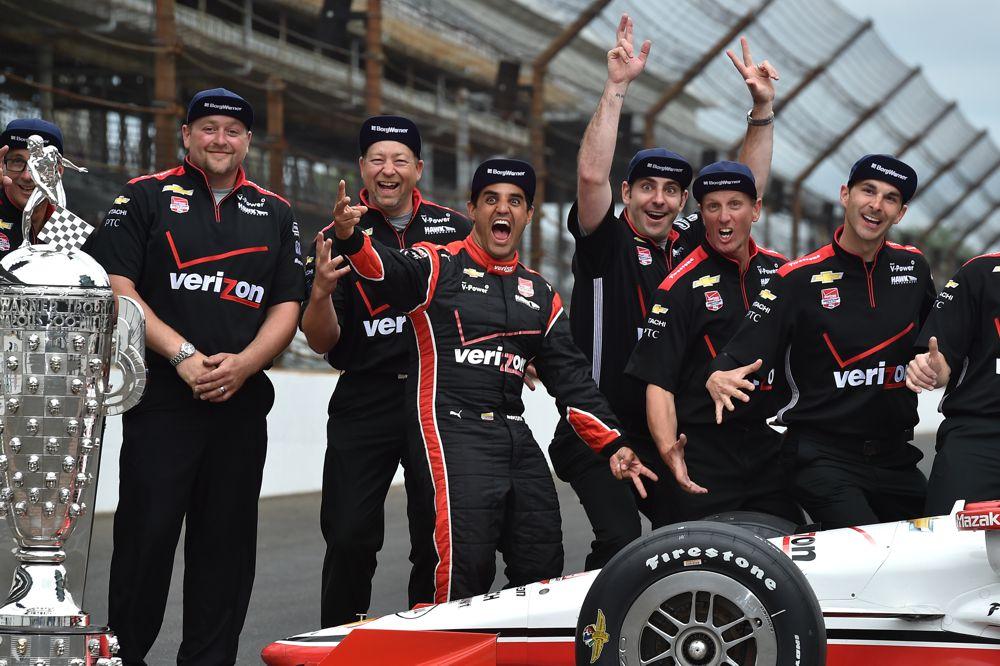 """S. Pagenaud: didesnė tikimybė, jog """"Trigubą karūną"""" iškovos J. P. Montoya, ne F. Alonso"""
