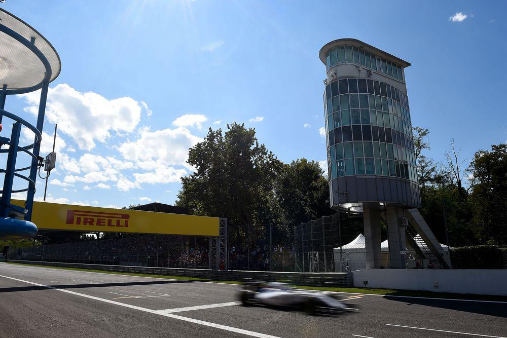 Italijos vyriausybė gali išgelbėti Italijos GP