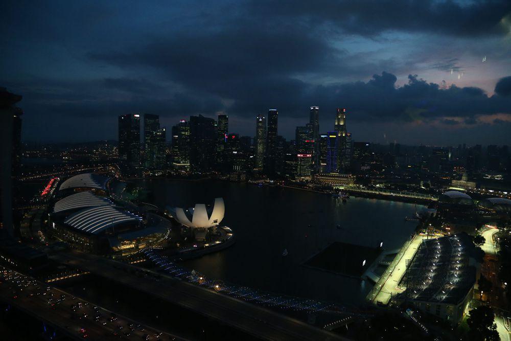 Singapūro GP: orų prognozė