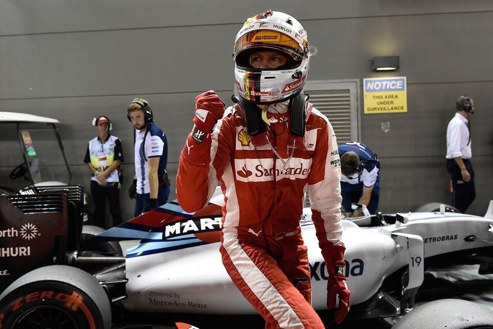 Singapūro GP: lenktynės (tiesiogiai)