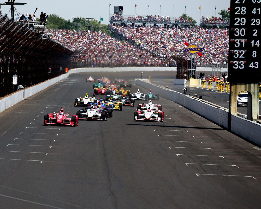 """IndyCar. """"Indianapolis 500"""" lenktynės bus surengtos rugpjūčio mėnesį"""