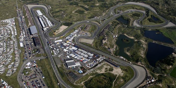 J. Lammersas įvertino lenktynių Zandvoorte perspektyvas