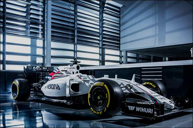 Williams Grand Prix Engineering Limited