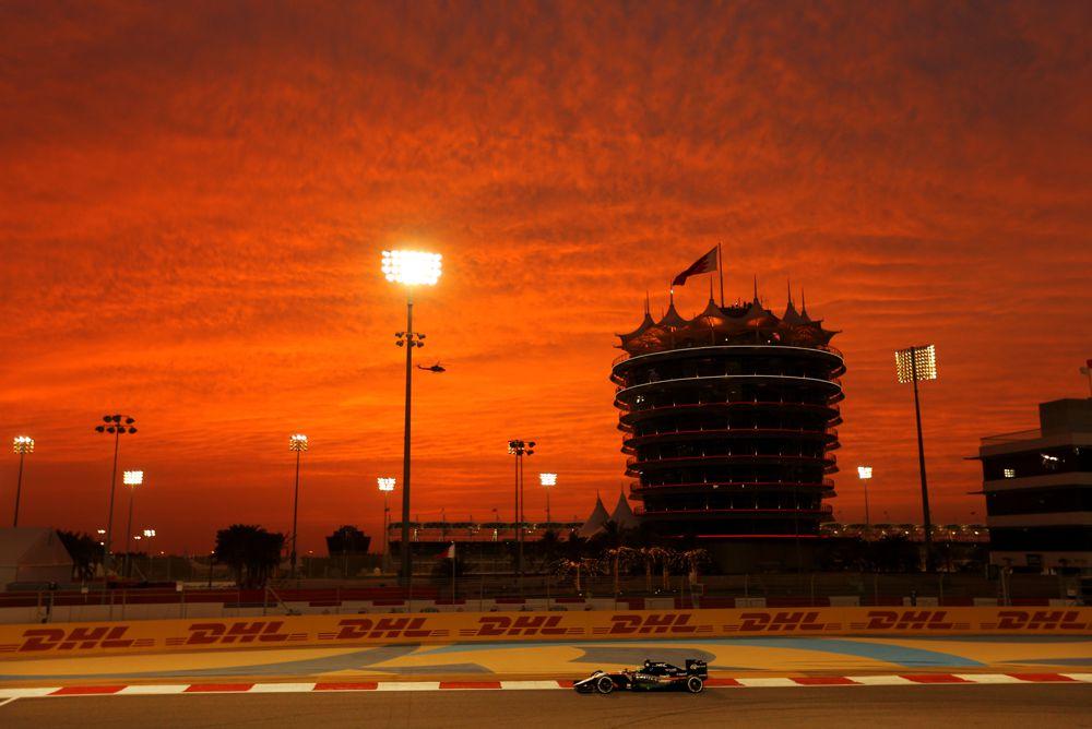 17-os metų F-1 istorija Bahreine: įsimintinos lenktynės