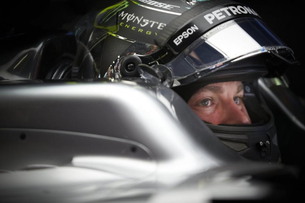 N. Rosbergas prisipažino Ispanijoje suklydęs