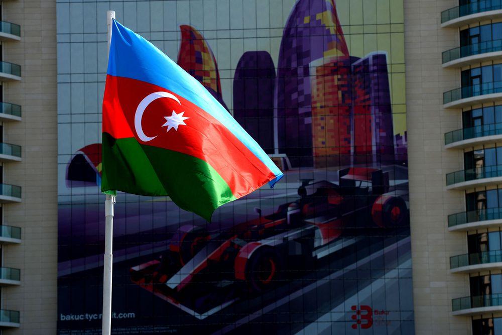 F-1 lenktynės Azerbaidžane bus organizuojamos iki 2023 m.