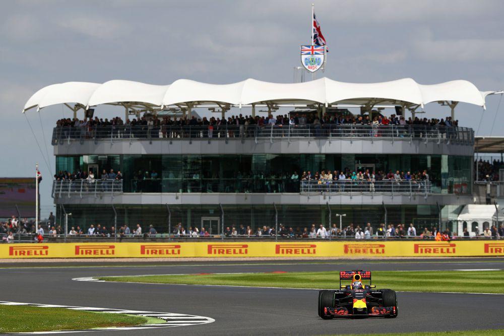 Silverstounas nepraranda vilties surengti GP etapą
