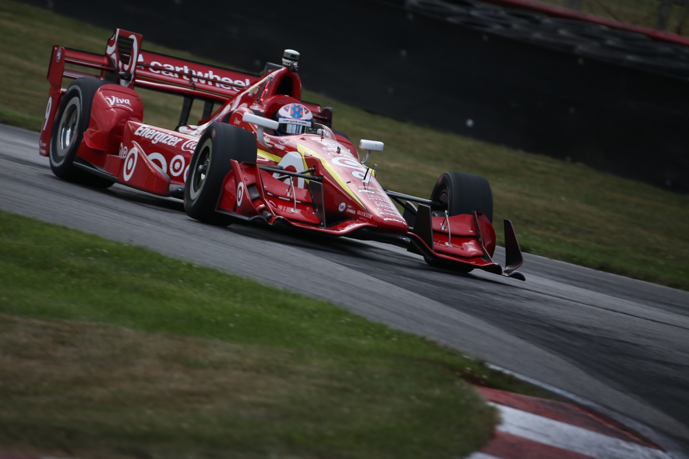 """IndyCar. S. Dixonas: """"IndyCar"""" čempionatas yra įdomesnis nei F-1 ar WEC"""