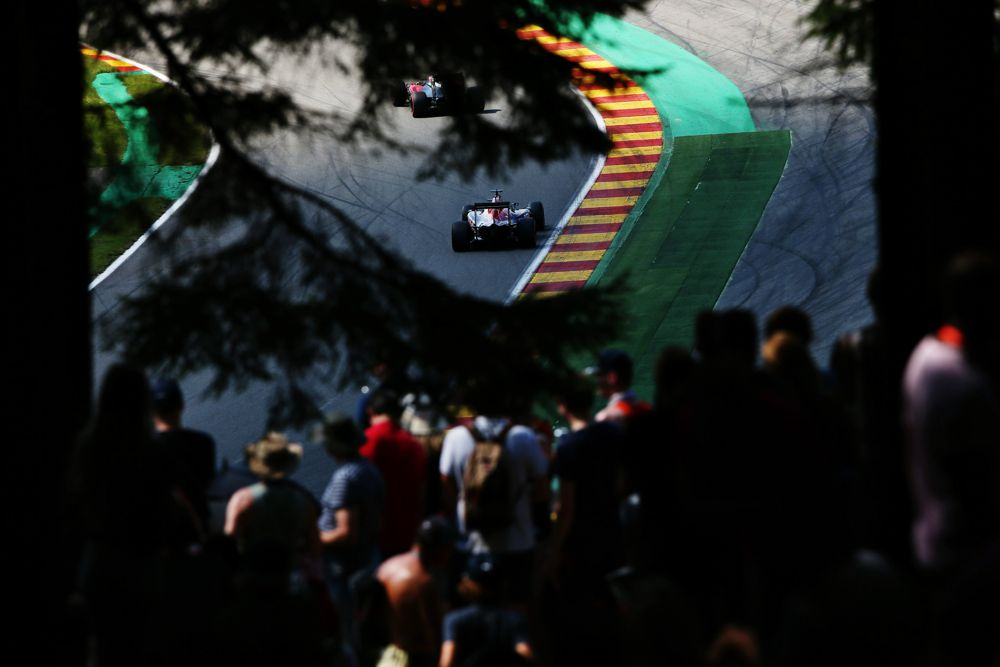 Belgijos GP: važiavimų tvarkaraštis