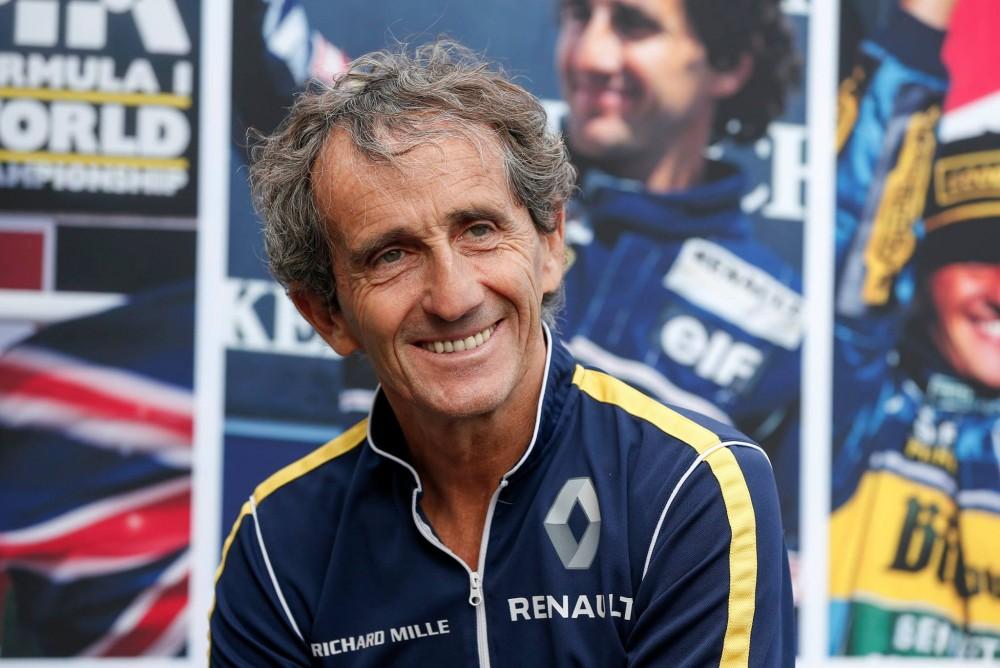 A. Prostas: L. Hamiltonui reikia naujos motyvacijos