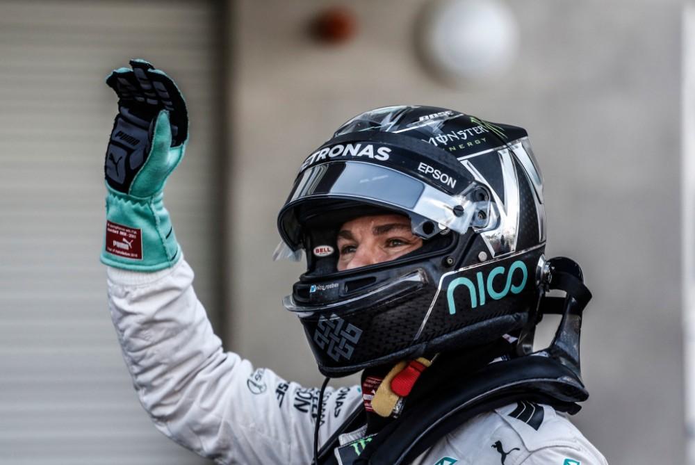 """N. Rosbergas: visiškai nepasiilgstu """"Formulės-1"""""""
