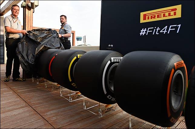 """""""Pirelli"""" nori dar kartą išbandyti 2021-ųjų sezonui ruošiamas padangas"""