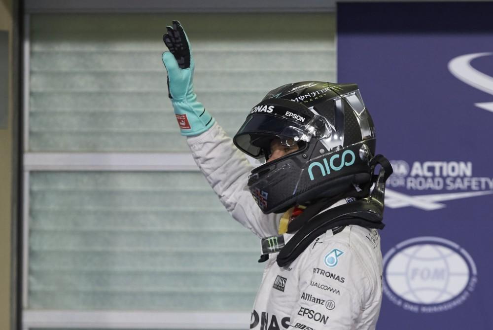 N. Rosbergas: S. Vettelis jau neturi šansų iškovoti titulo