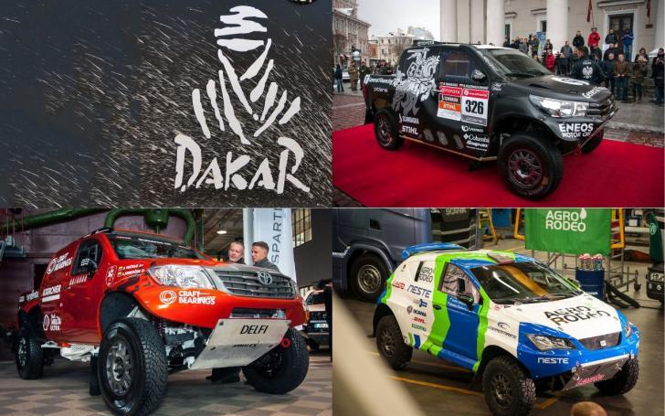Dakaras 2017. Apžvalga - 10 laida (video)