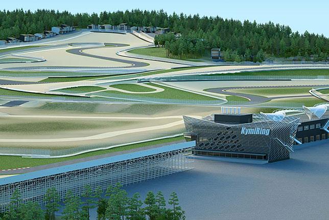 """Suomijoje svajoja apie """"Formulės-1"""" lenktynes"""