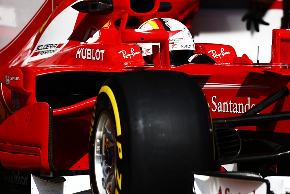 Kinijos GP: šeštadienio treniruotės