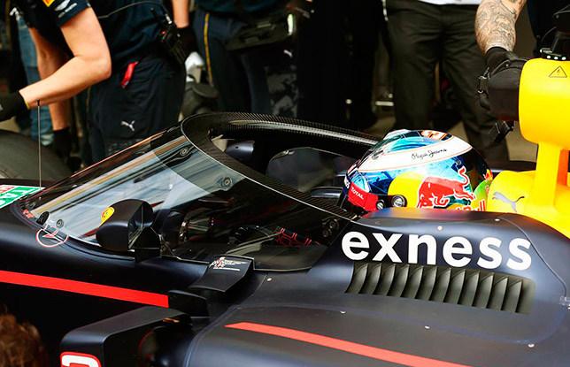 """""""Ferrari"""" išbandys apsaugos sistemą Silverstoune"""