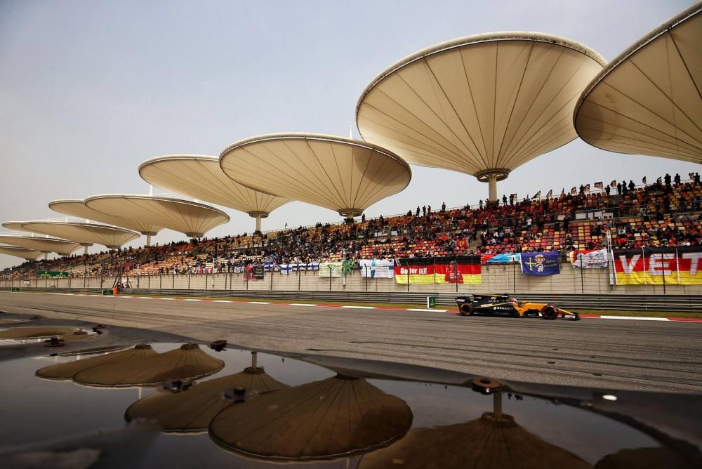 C. Carey: Kinijos GP etapo perkėlimas – visai tikėtinas