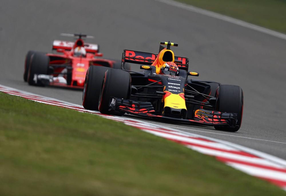S. Vetteliui neįtiko M. Verstappeno gynyba