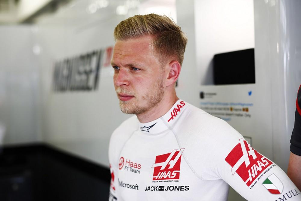 """K. Magnussenas: """"Haas"""" ekipoje yra daug geresnė atmosfera nei """"McLaren"""" ar """"Renault"""""""