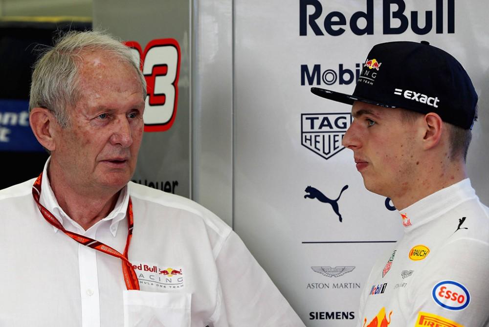 H. Marko: M. Verstappenas nepasinaudojo galimybe nugalėti