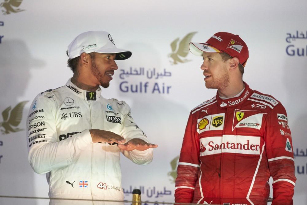 S. Vettelis: L. Hamiltonas nėra neįveikiamas