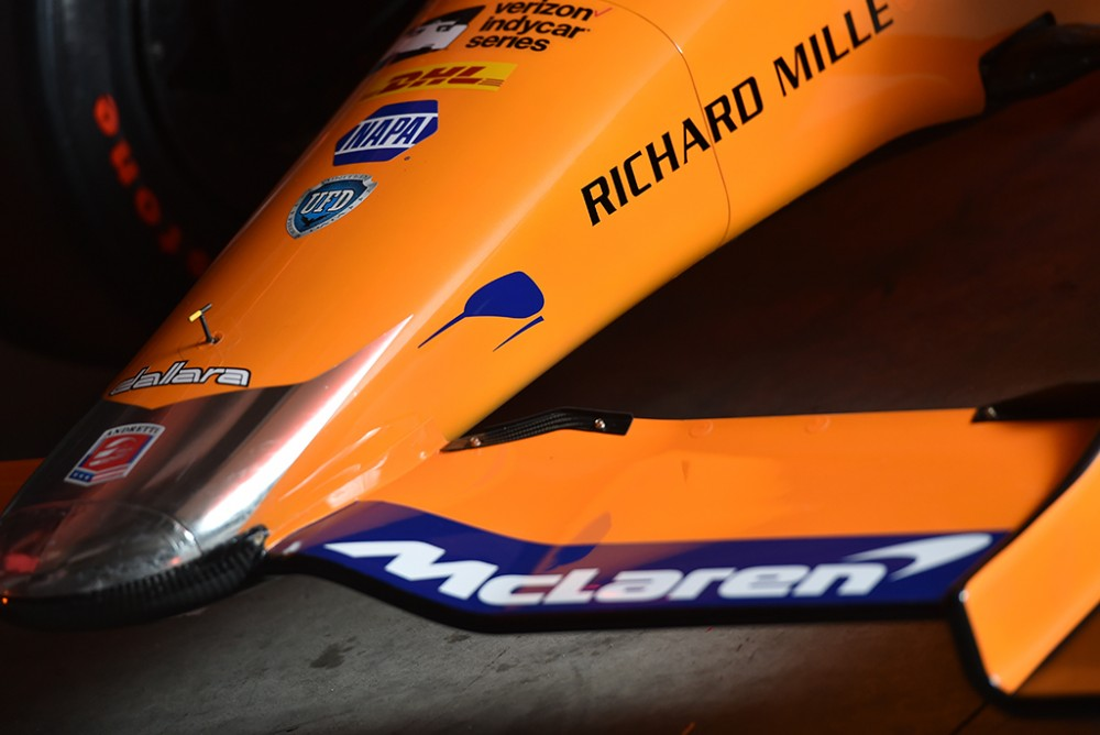 """""""McLaren"""" kitąmet gali dalyvauti """"IndyCar"""" čempionate"""