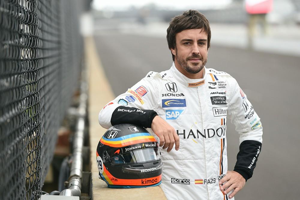 "F. Alonso šiemet sugrįš į ""IndyCar""?"