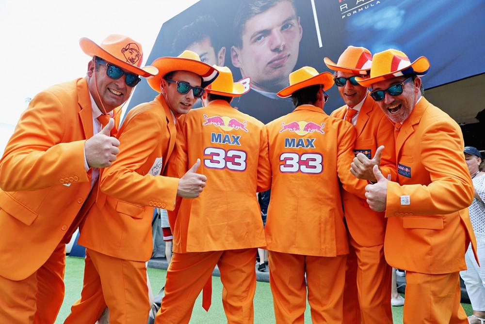 F-1 svarsto apie galimą Olandijos GP sugrįžimą