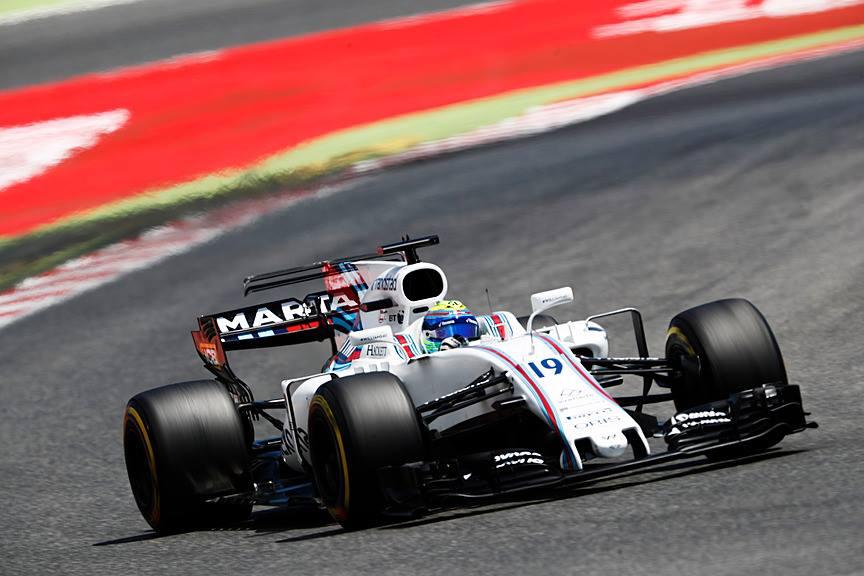 F. Massa: bolidas ir vėl atrodo puikiai