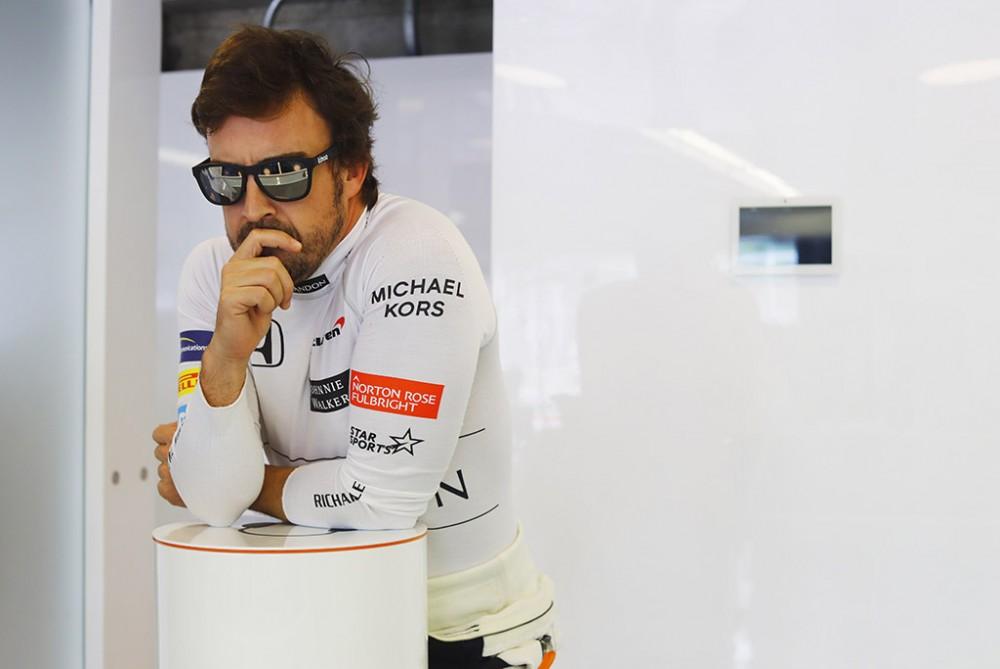 """""""McLaren"""" tiki, jog F. Alonso jų nepaliks"""