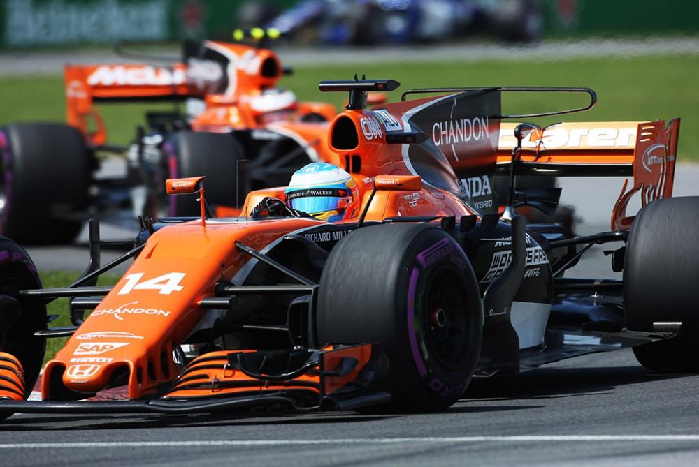 """M. Gascoyne'as: """"McLaren"""" apsisprendė dėl skyrybų su """"Honda"""""""