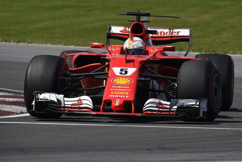 P. Hembery: padangų bandymai S. Vetteliui nebuvo naudingi