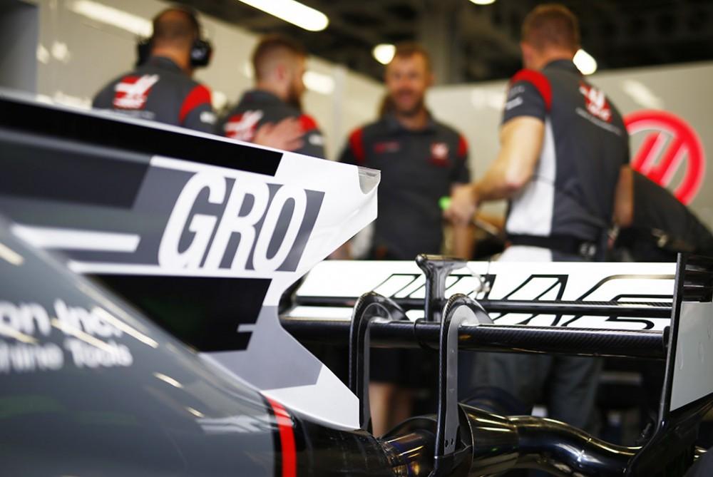 """G. Steineris: pilotams malonu, kad jie pasilieka """"Haas"""" ekipoje"""