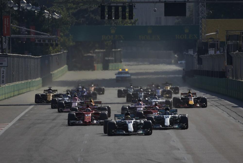 R. Brawnas: trys lenktynių savaitgaliai iš eilės - tik 2018 m.