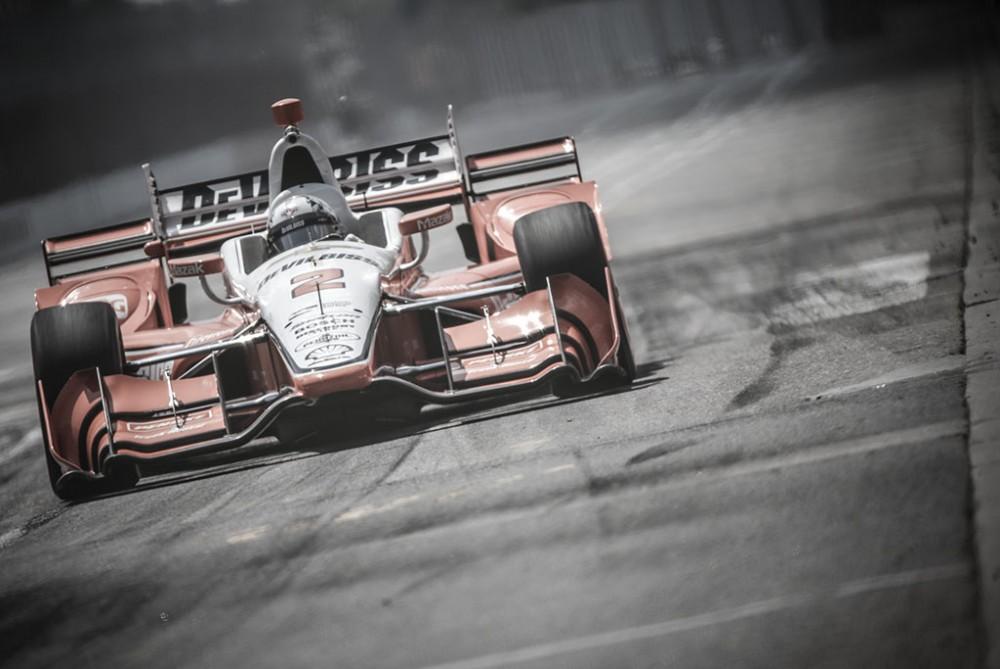 IndyCar. Savaitgalis Toronte baigėsi J. Newgardeno pergale