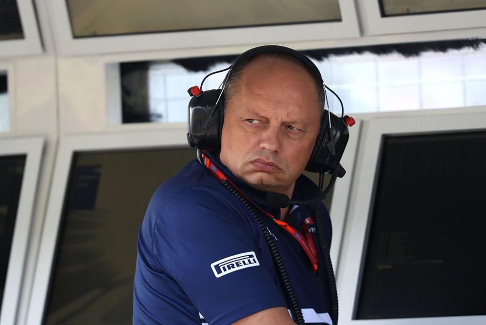 "F. Vasseur: įmanoma, jog stosiu prie ekipos ""Ferrari"" vairo"