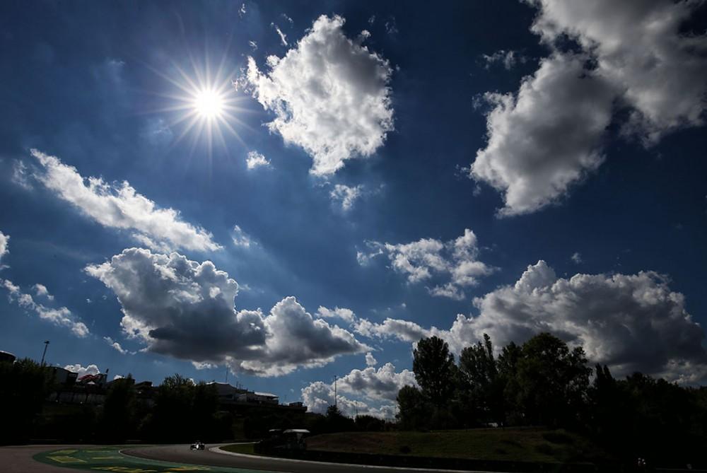 Vengrijos GP: orų prognozė