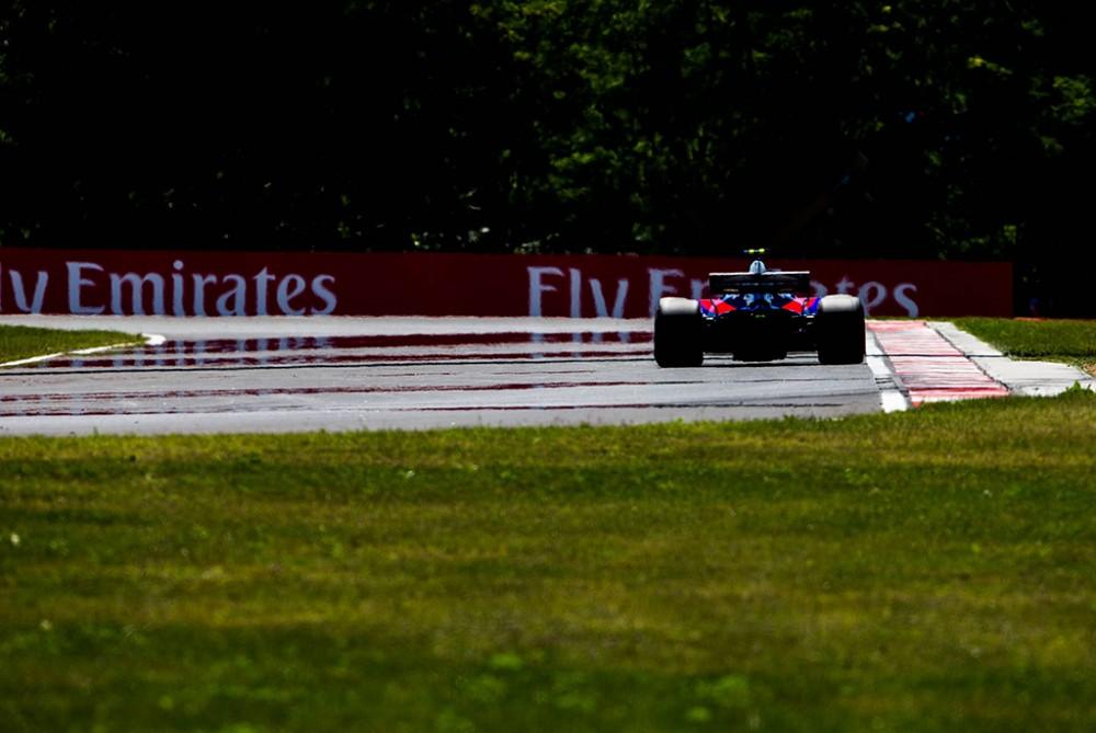Vengrijos GP: važiavimų tvarkaraštis