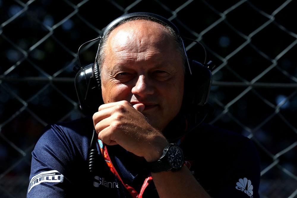 """F. Vasseuras: """"Sauber"""" ekipos tikslas - neatsilikti"""