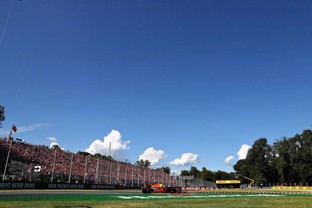 Italijos GP: orų prognozė