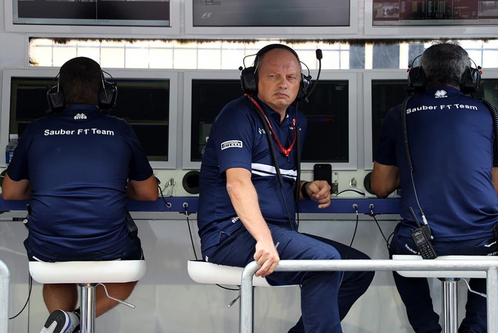 """Sauber"" kritikuoja K. Magnusseną"
