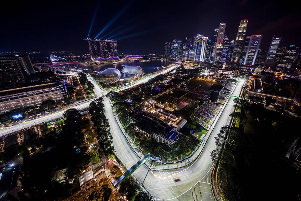 Skelbiame Singapūro GP konkursą