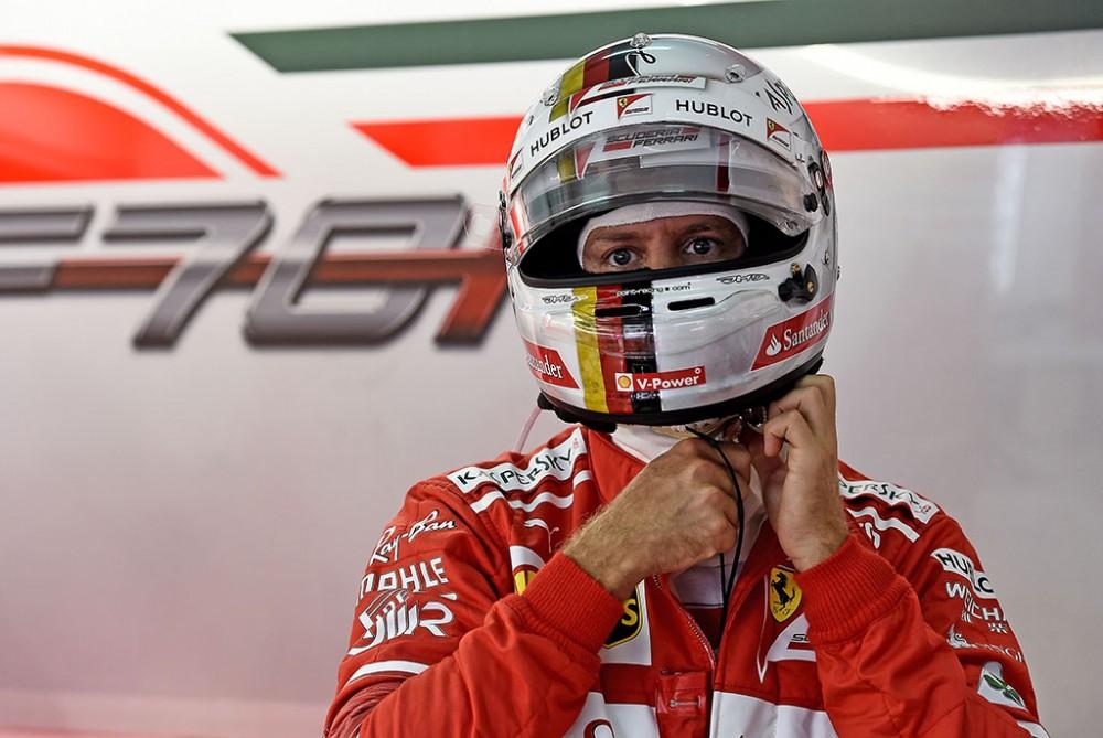 S. Vettelis nekaltina komandos dėl dar vieno bolido gedimo