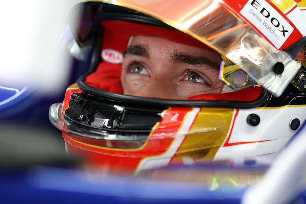 C. Leclercas: treniruotės leidžia įgyti patirties