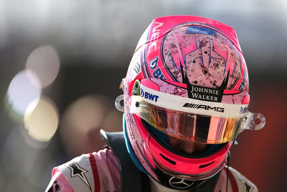 E. Oconas: žinojau, kad vieną dieną nepasieksiu F-1 lenktynių finišo