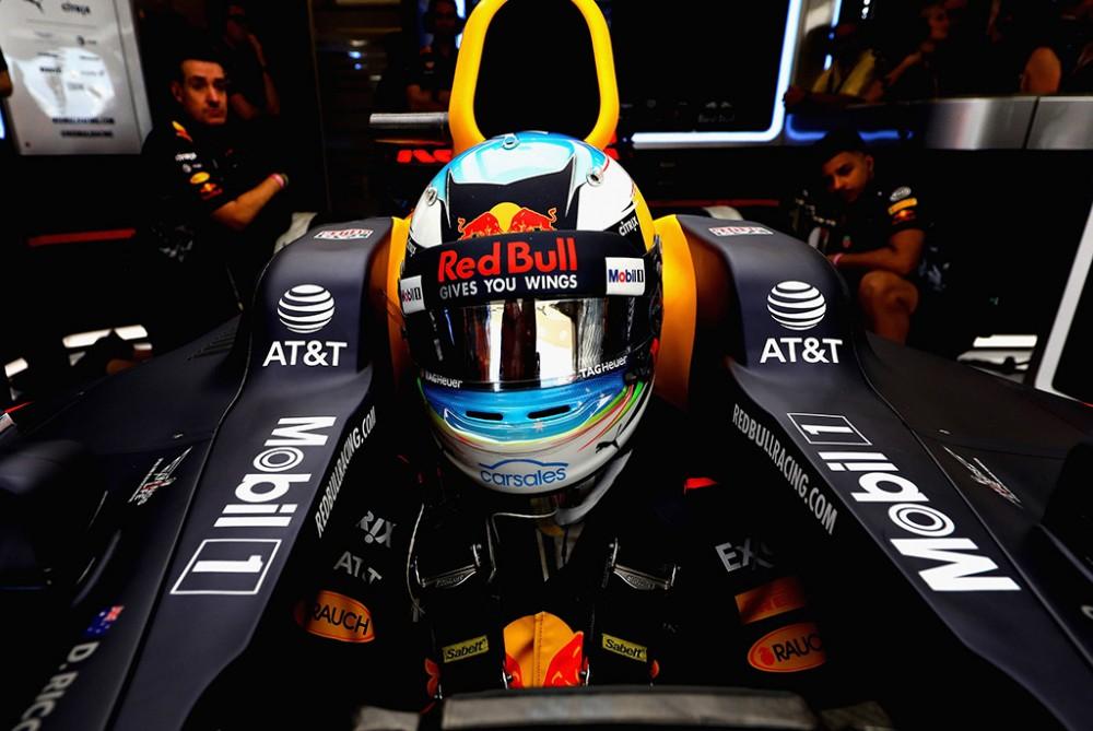 Meksikos GP: penktadienio treniruotė Nr. 2